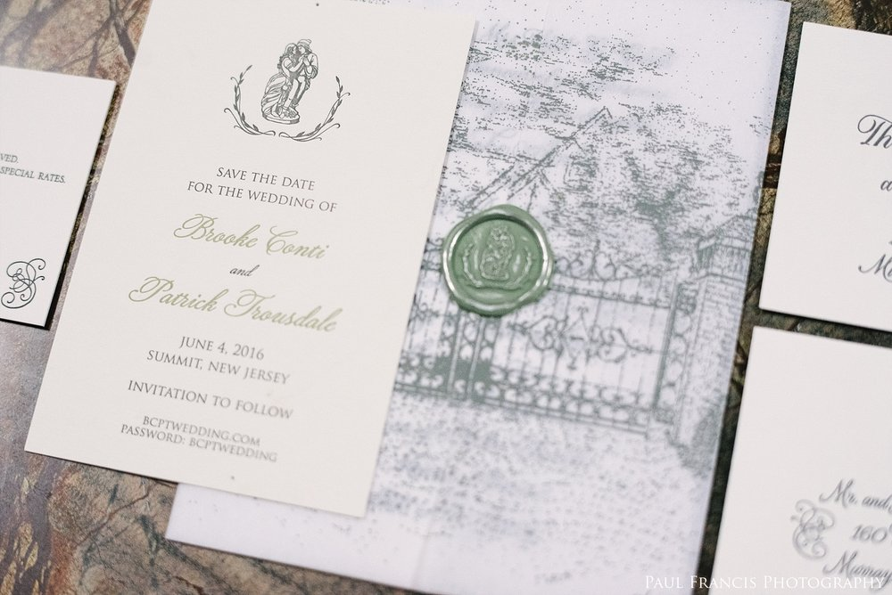 botanical garden wedding at private estate -