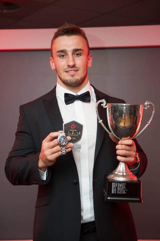 2016/17 Supporters POTY