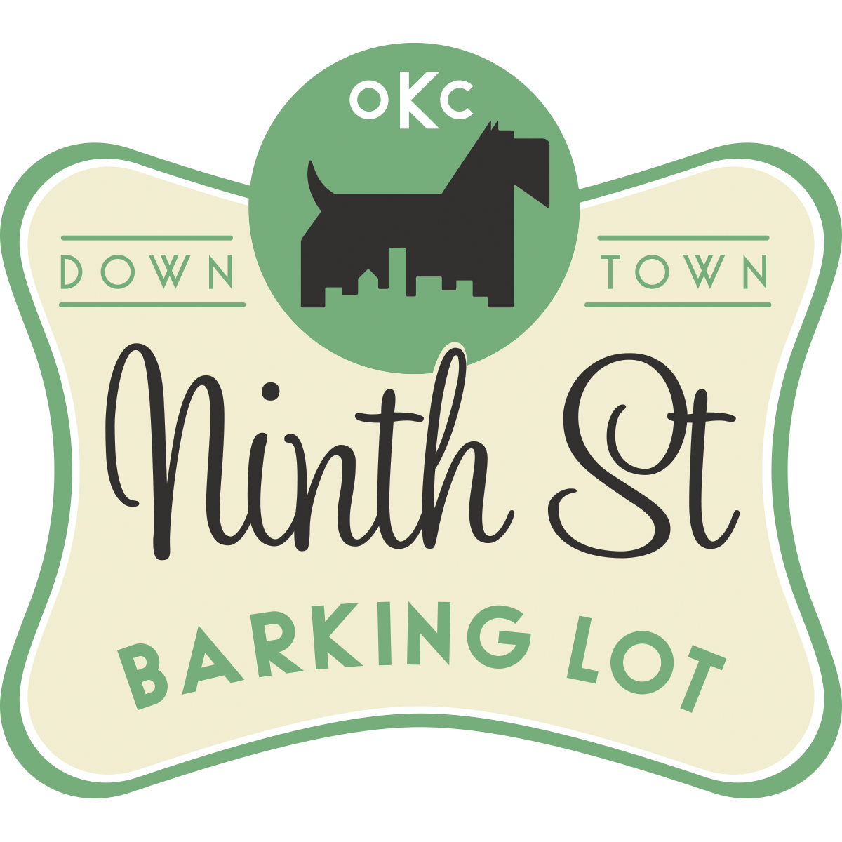 Ninth Street Barking Lot