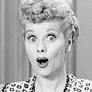 The zaniest kind of Aries: Lucy Ricardo,  I Love Lucy
