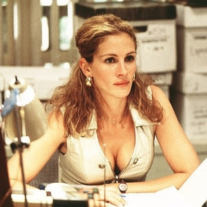 A perfect freedom-fighting Aquarius: Erin Brockovich