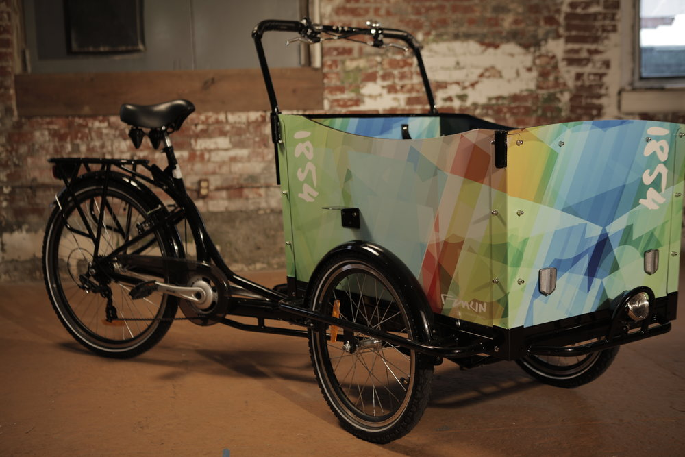 The Truth Cargo Bike -