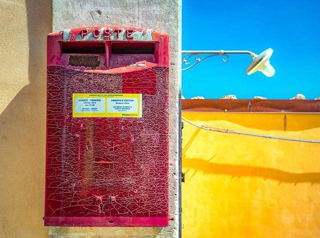 Mailbox art. #ragusaibla #sicily #italy #streetabstract