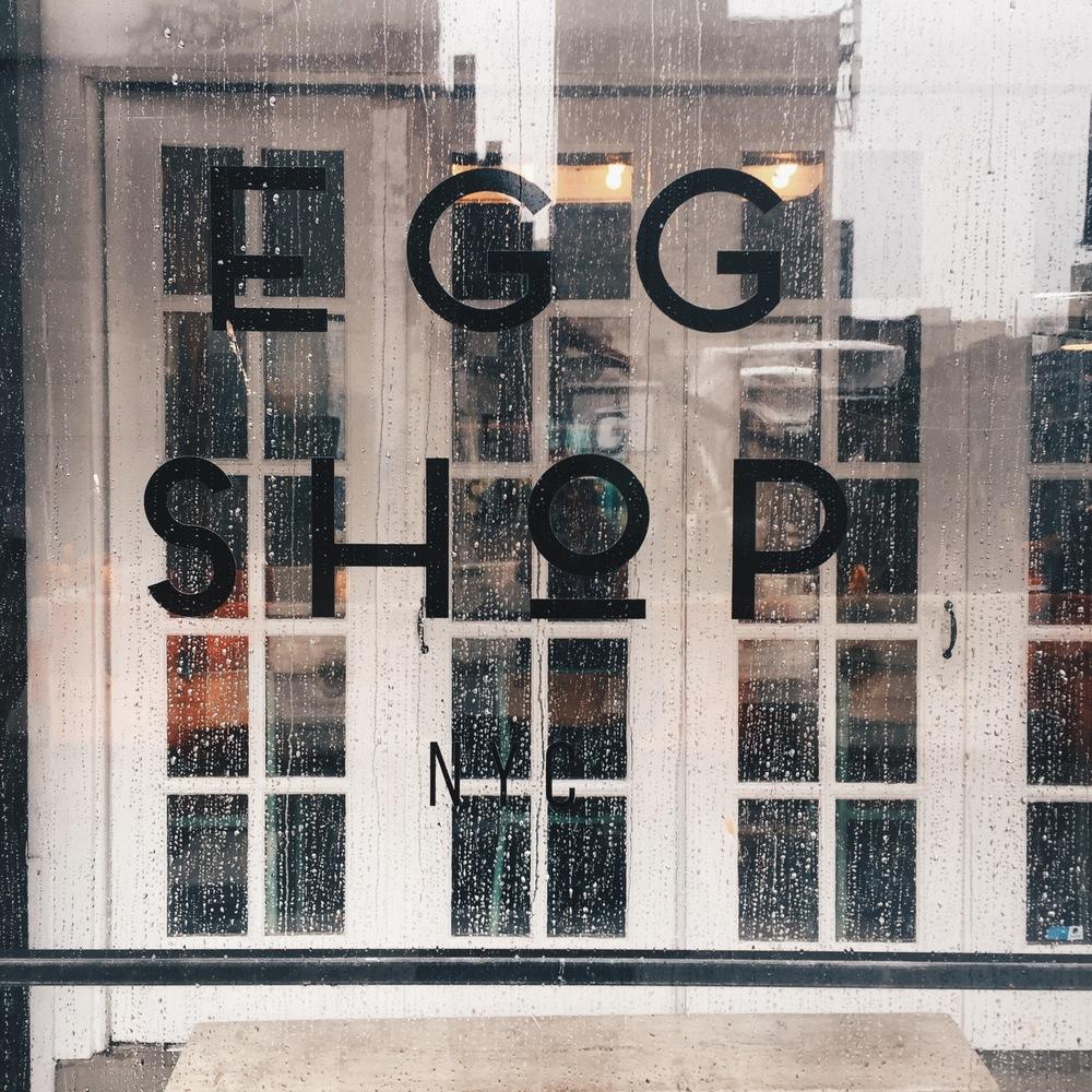 Egg Shop 151 Elizabeth St, New York, NY 10012