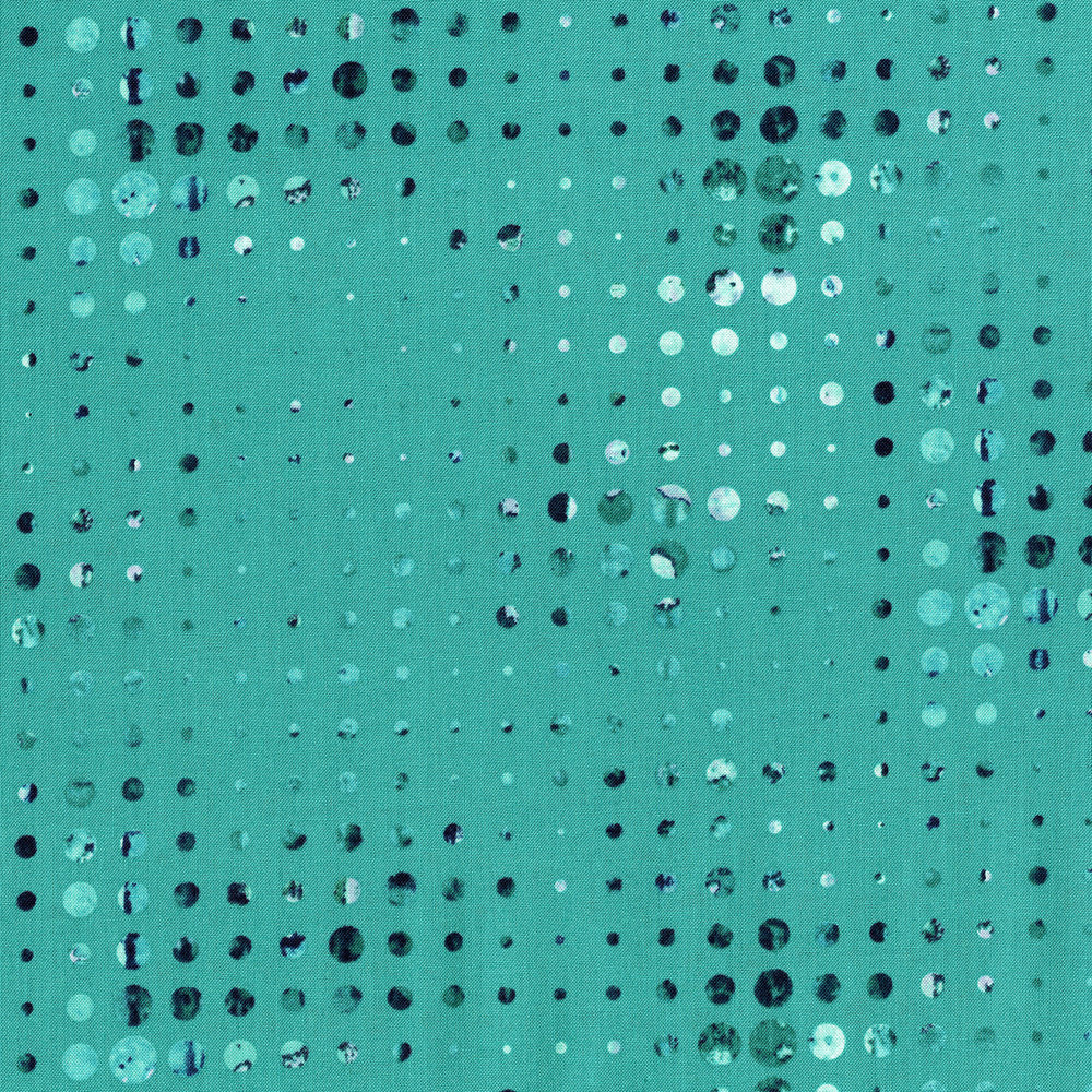 3069-001 LINEAR GRADATION-TEAL