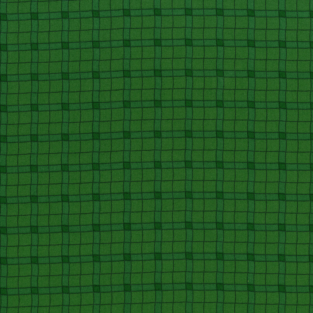 3032-002 LOGGER PLAID-SWAMP GREEN