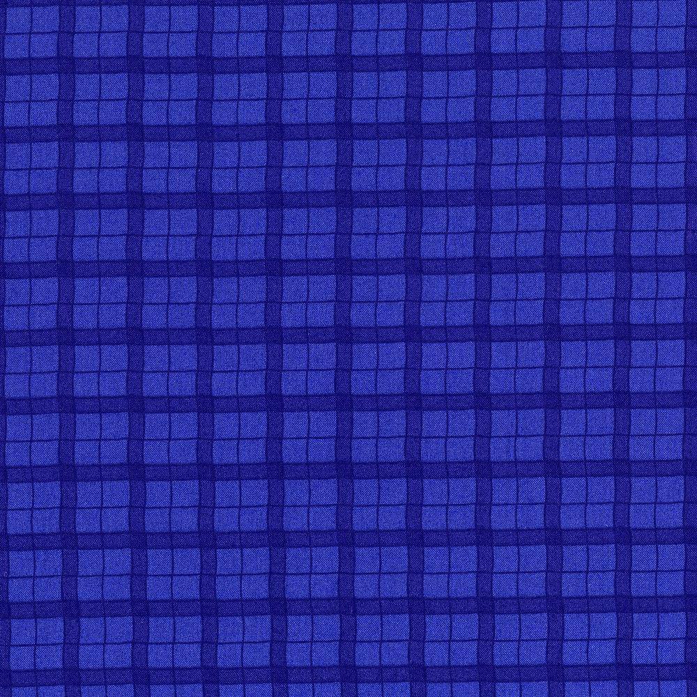 3032-003 LOGGER PLAID-ZAFFRE BLUE