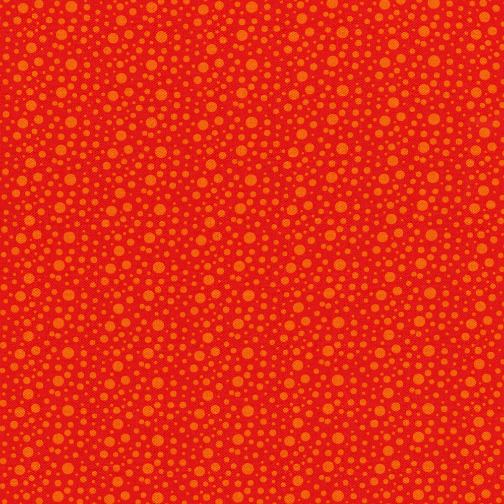 3034-002 SKIN DOTTIES-FIRE ENGINE RED