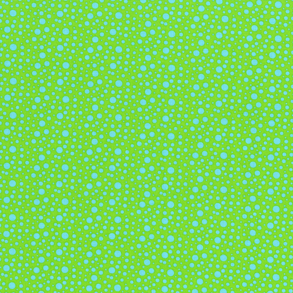 3034-004 SKIN DOTTIES-SLIME GREEN