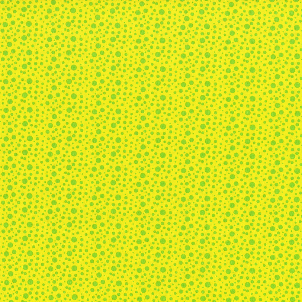 3034-003 SKIN DOTTIES-SALLOW YELLOW