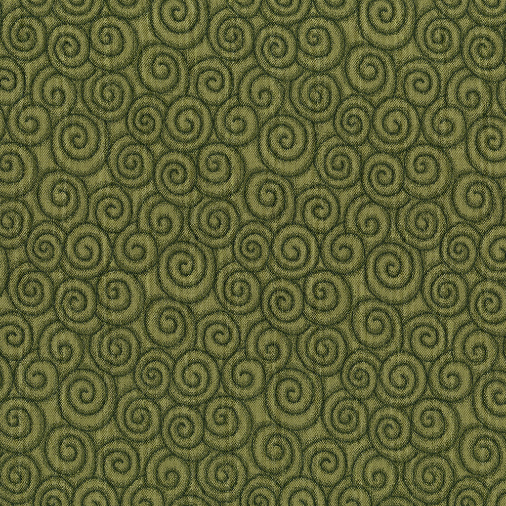 3059-003 SWIRL-GREEN