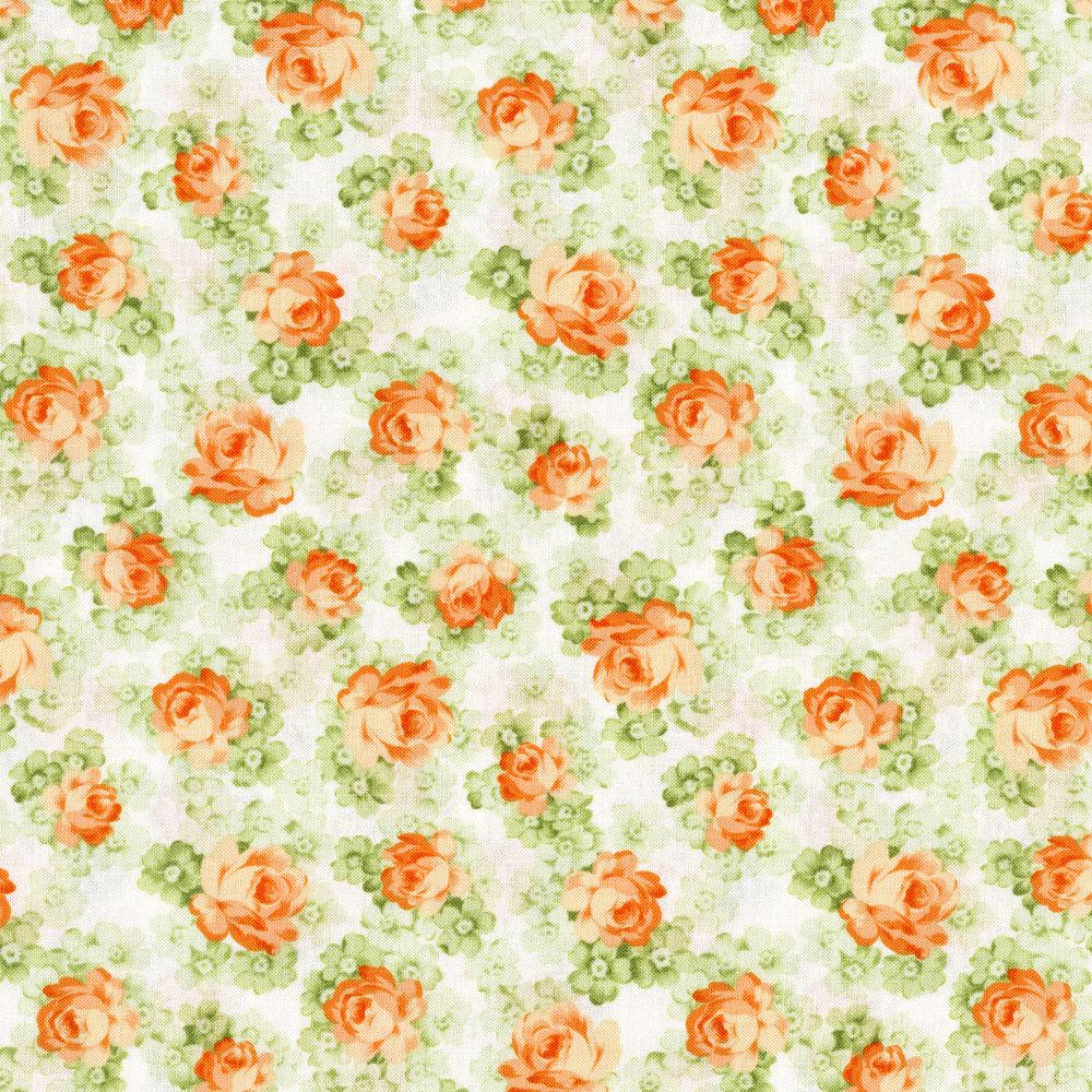 2934-003 WILD ROSE-BERGAMOT