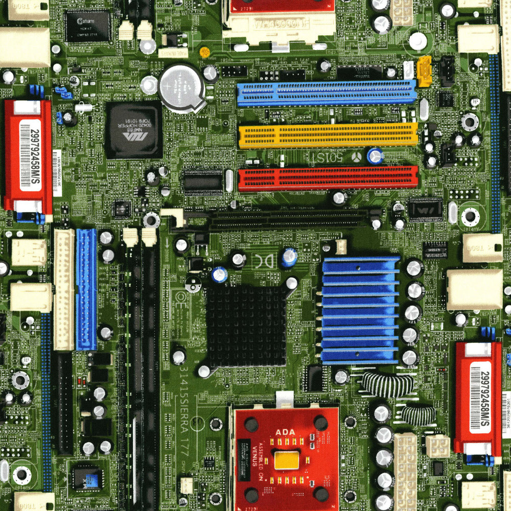 2954-001 MOTHERBOARD - GREEN