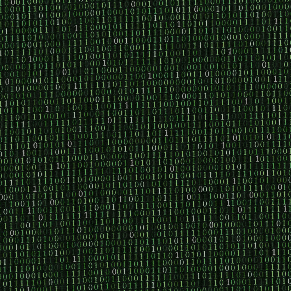 2955-001 BINARY SOLO - GREEN