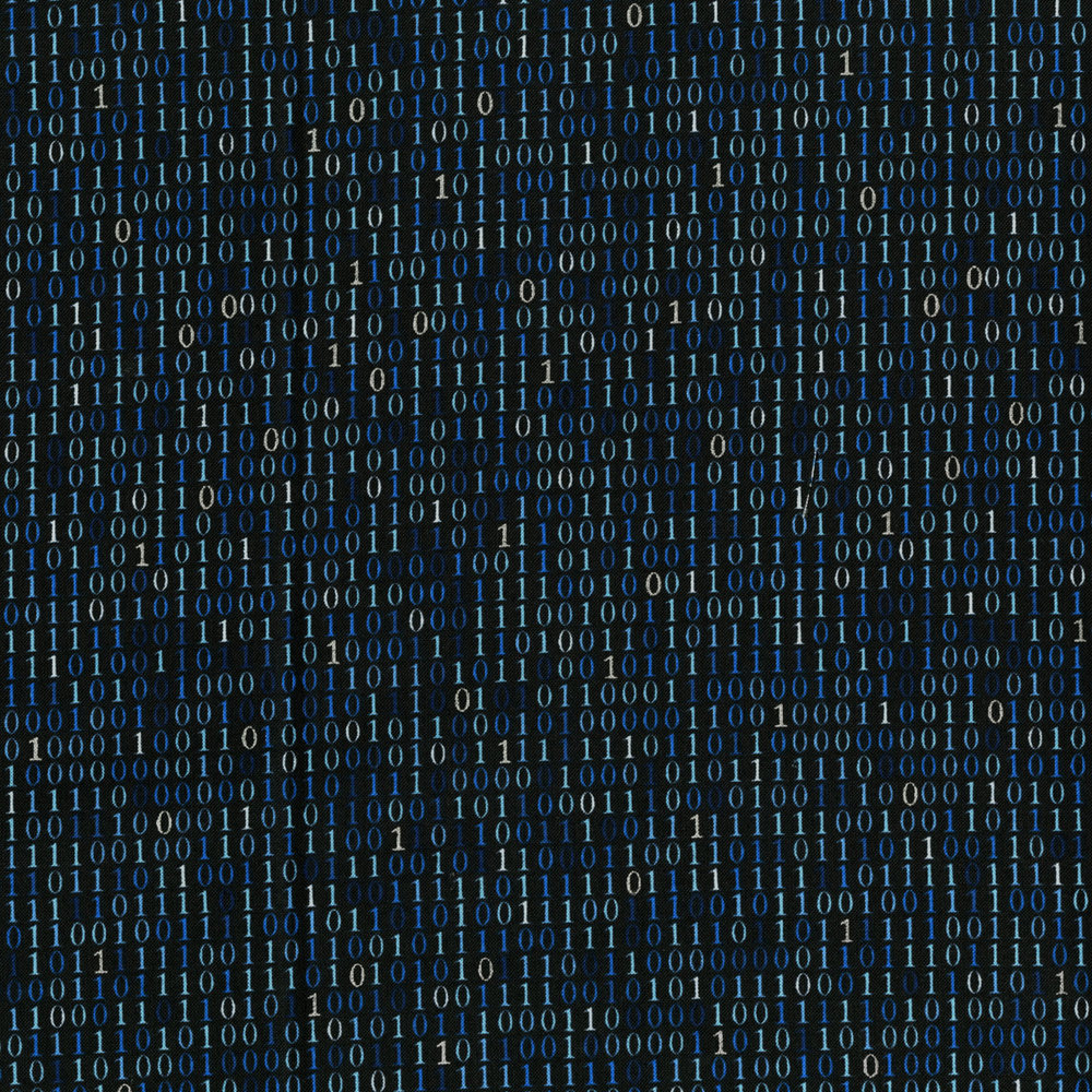 2955-002 BINARY SOLO - BLUE