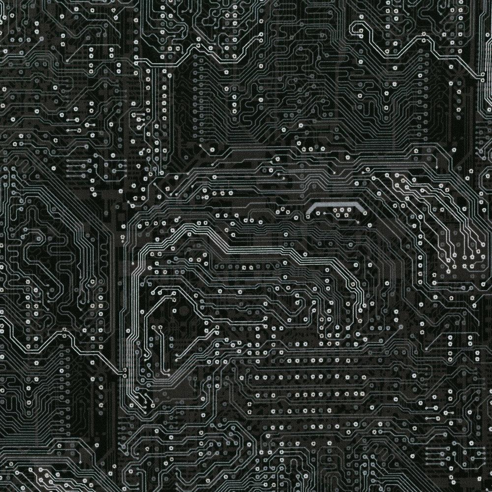 2956-1 TRACES - BLACK