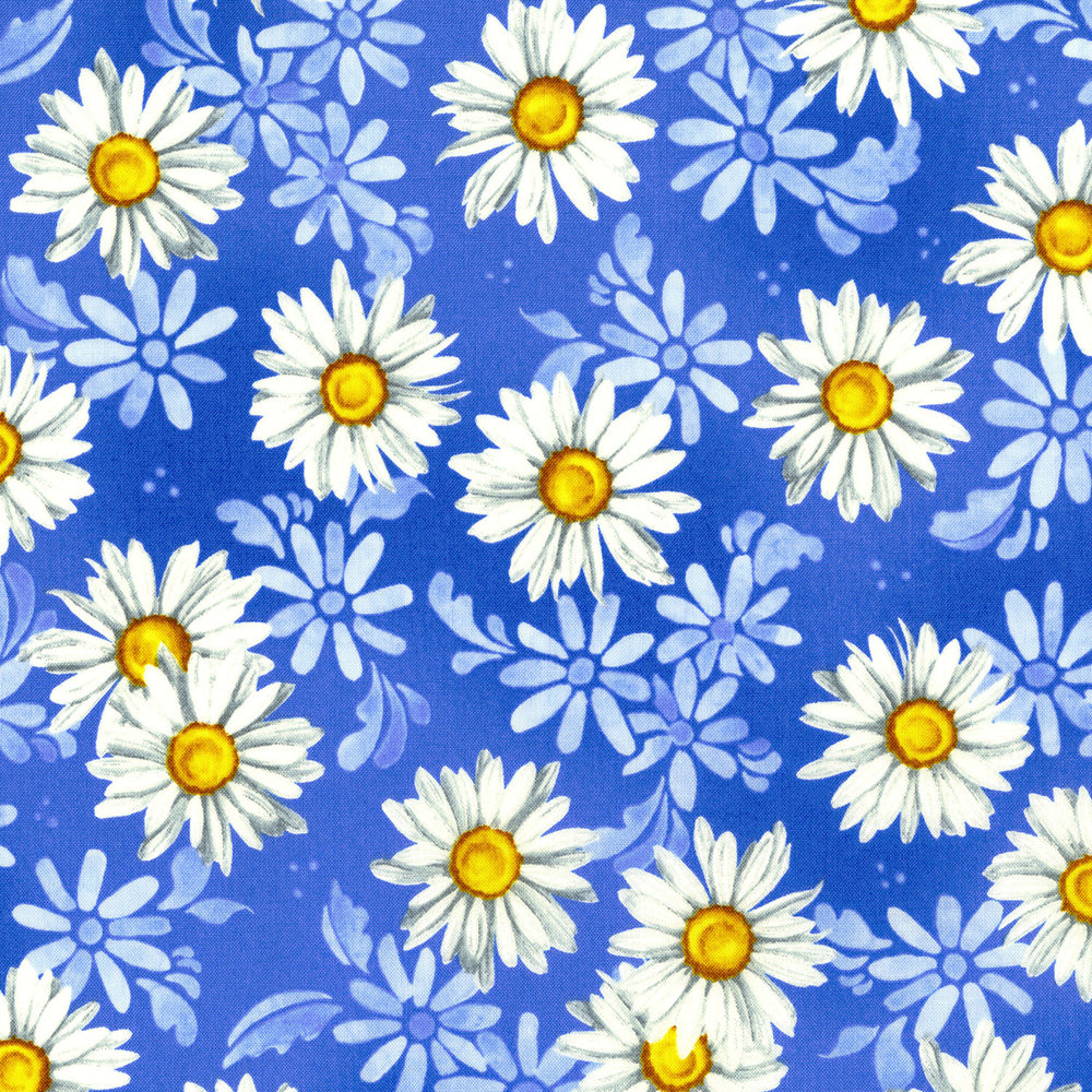 2944-002 DAISY DANCE - BLUE SKY