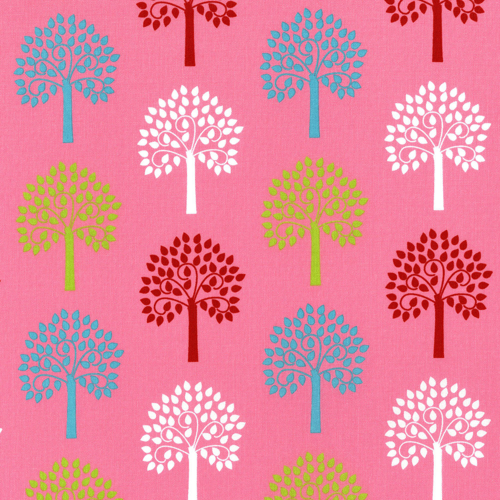 2816-003 TREES - PINK