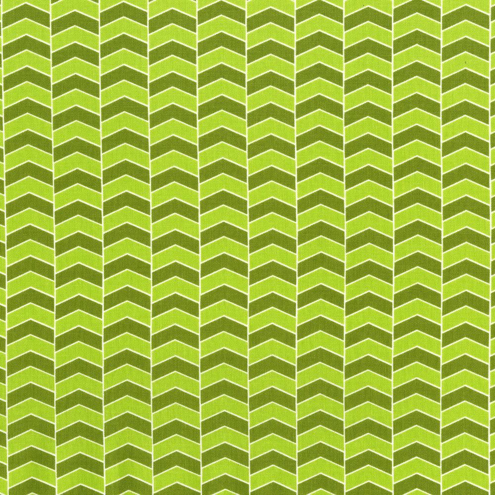 2817-001 ZIGZAG - GREEN