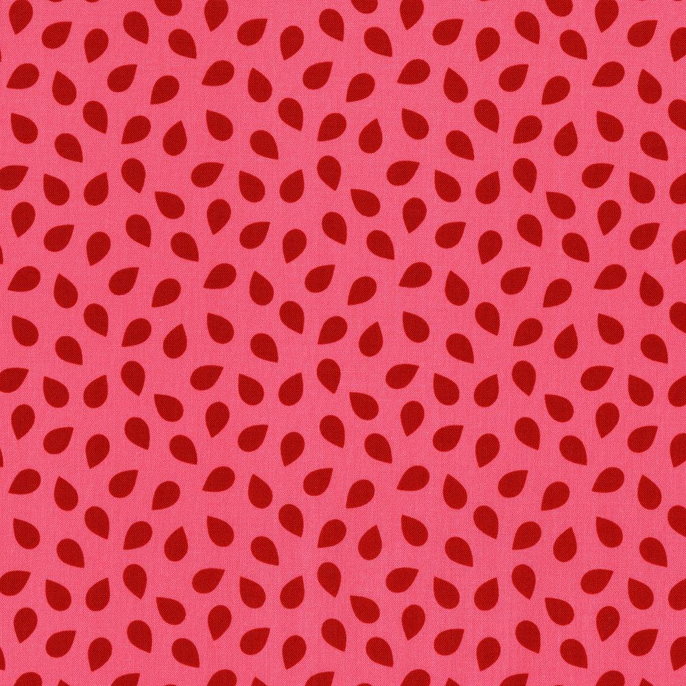 2820-003 LEAVES - PINK