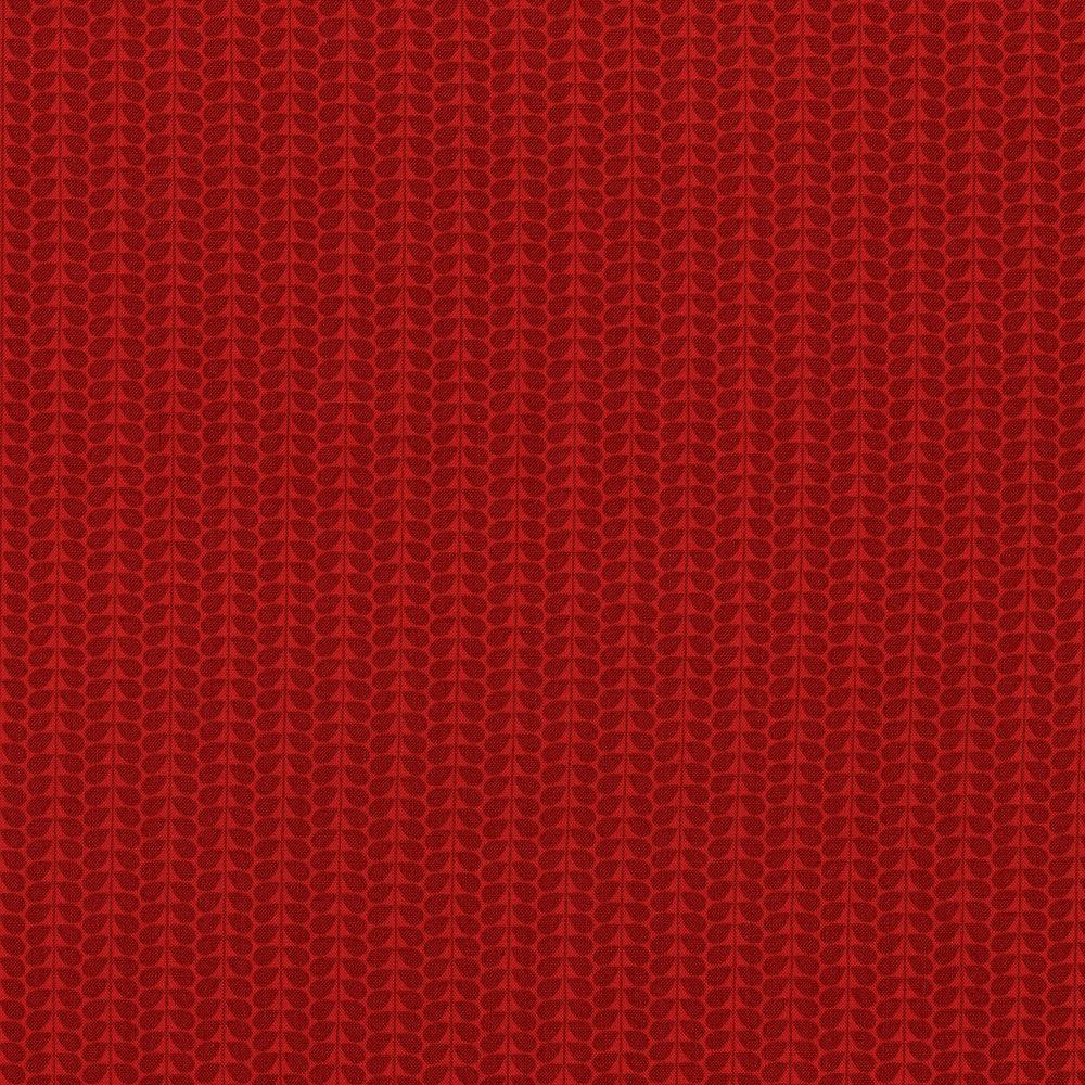 2821-001 VINE - RED
