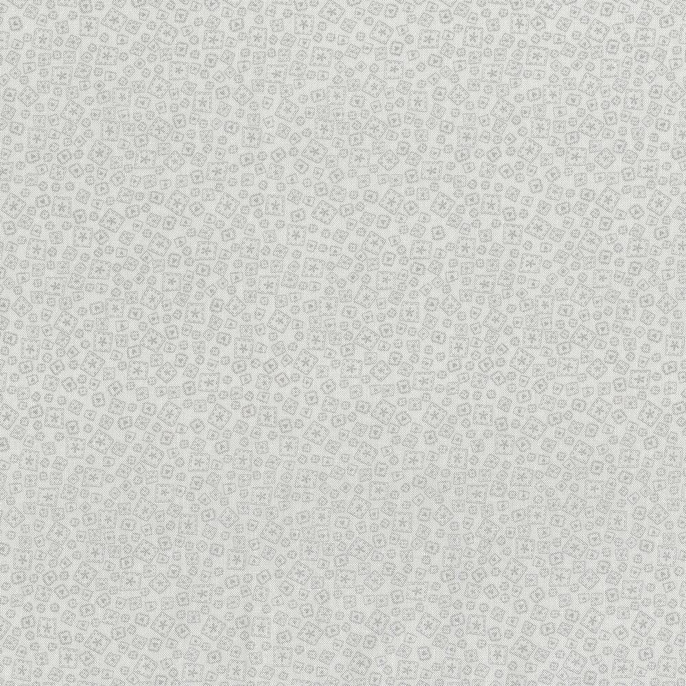 2856-002 PATCHWORK -CREAM