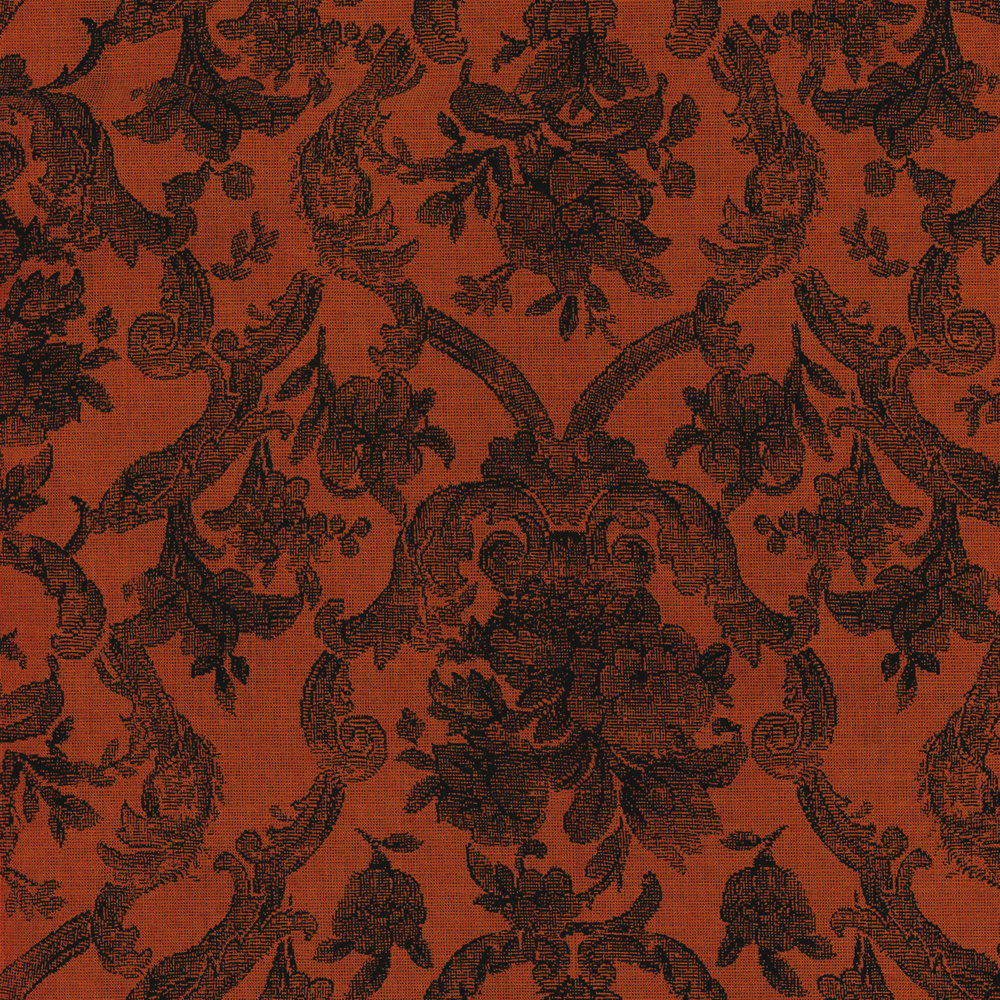2796-003 TAPESTRY RUST