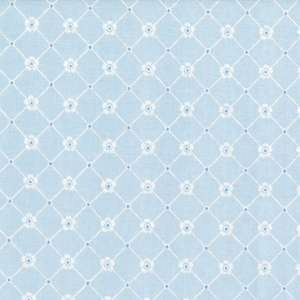 3150-006    SWEET EYELET-BLUEBELL