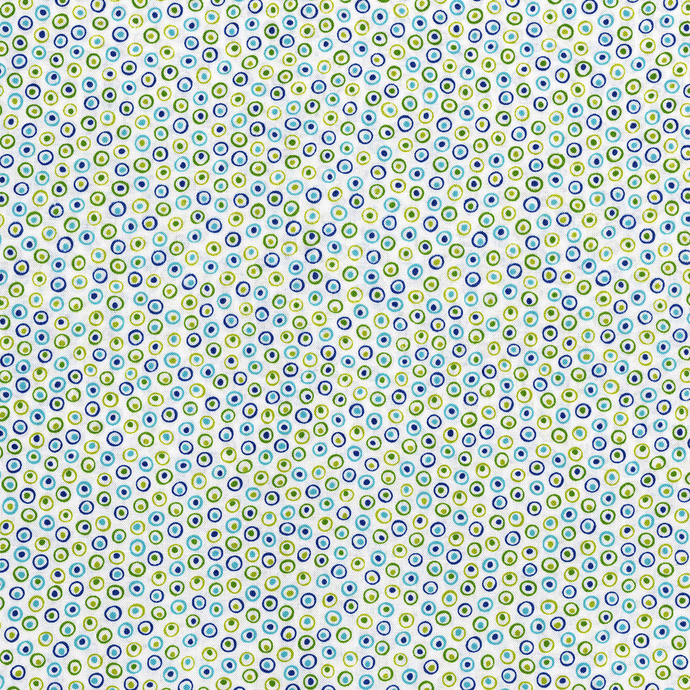 3040-002  DOTS-WHISPER WHITE