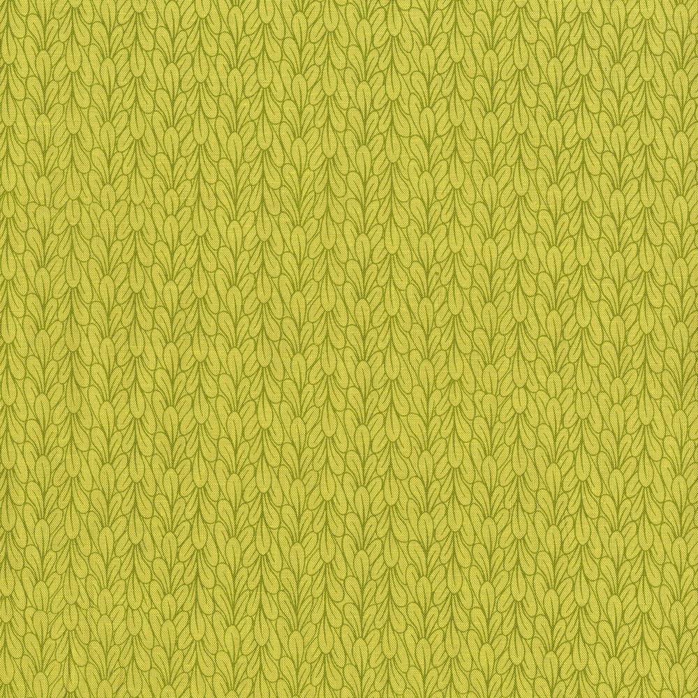 3041-002 LEAVES-CITRONELLE