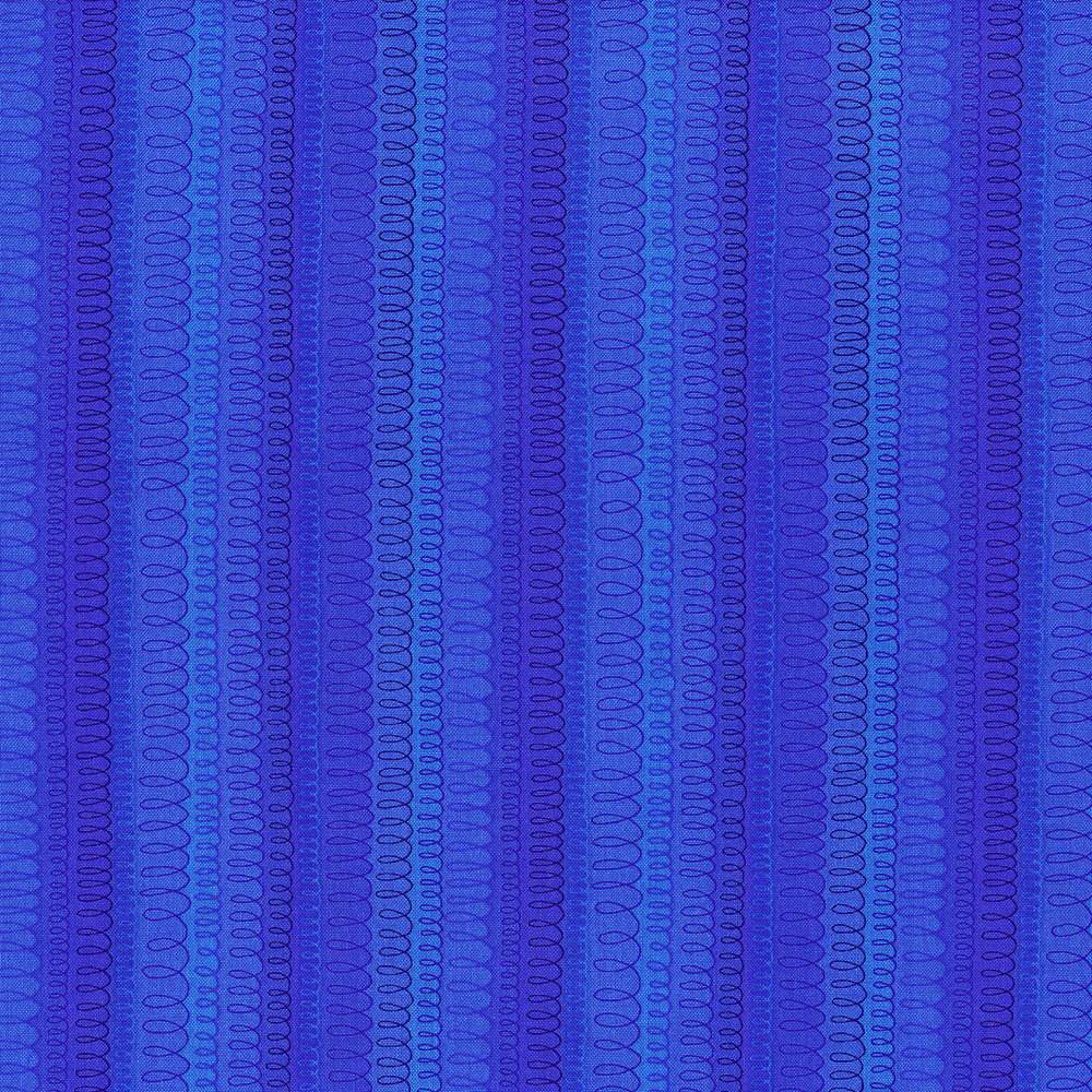 3218-001  LOOP-DE-LOOP-ELECTRIC BLUE