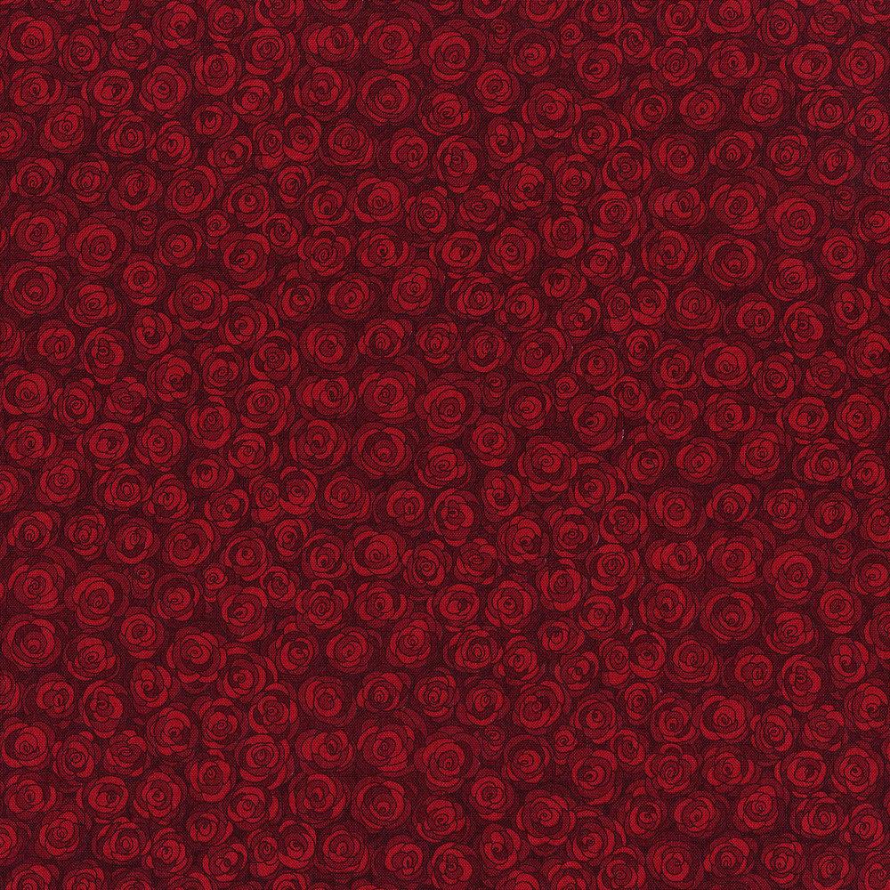 3216-003 ROSE PETALS-RUBY