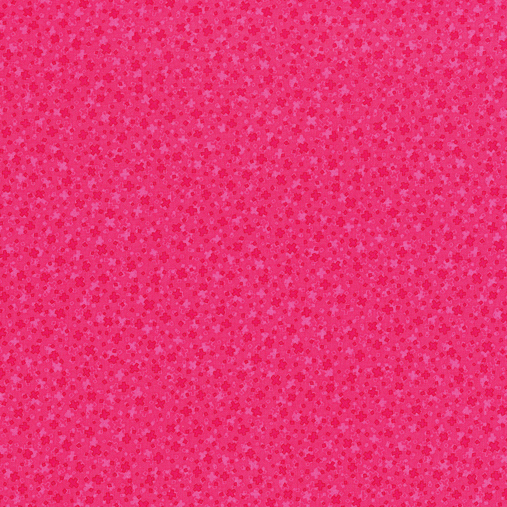 3222-003  SQUARE DANCE-HOT PINK