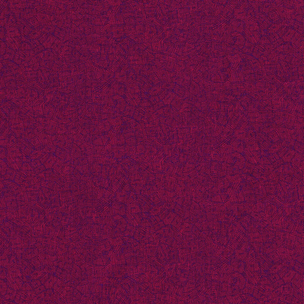 3225-004  CROSSHATCH MY WAY-FUCHSIA