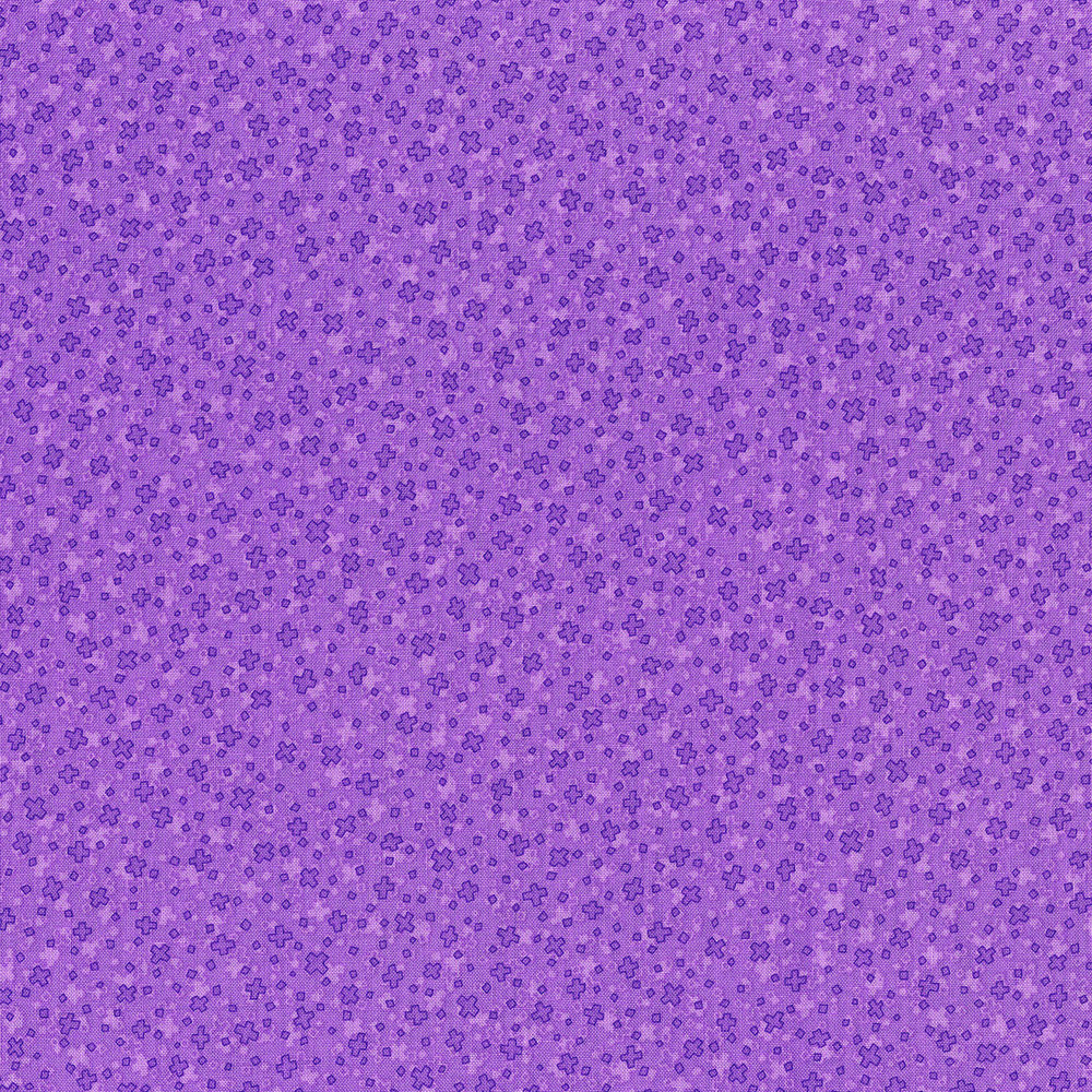 3222-005  SQUARE DANCE-PURPLE