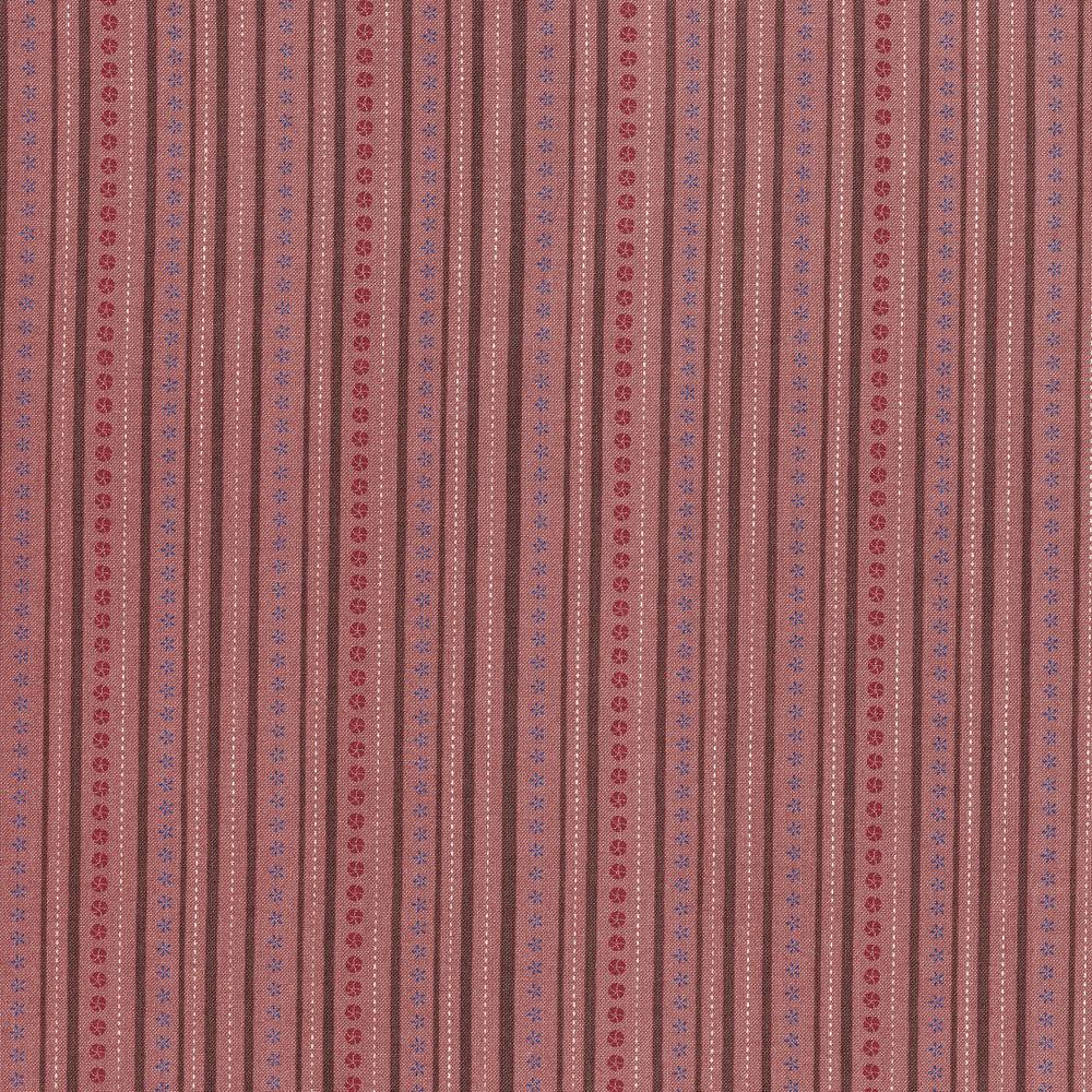 3207-001 DECKCHAIR STRIPE-DRIFTWOOD