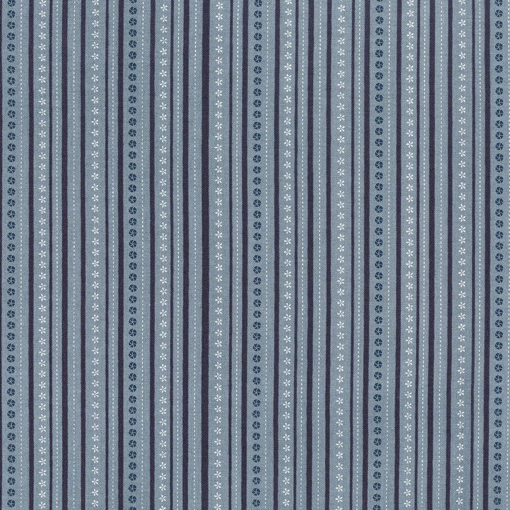 3207-003 DECKCHAIR STRIPE-OCEAN