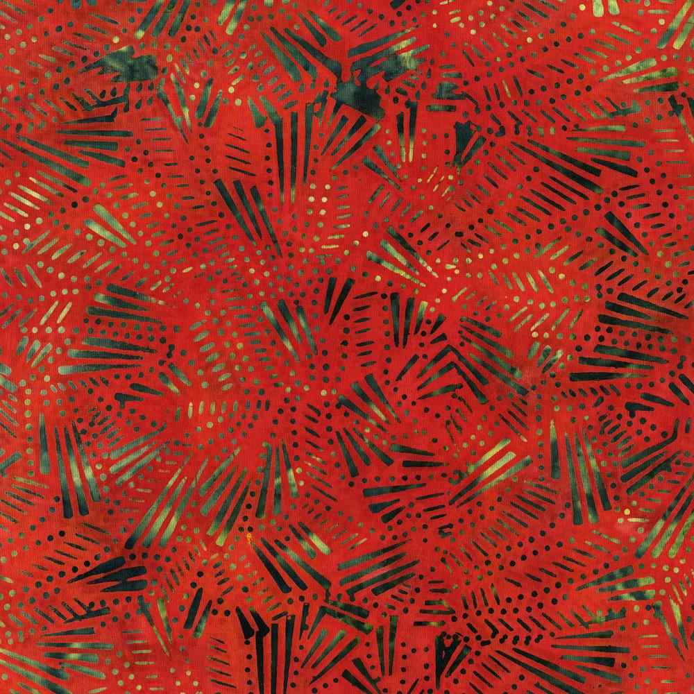 3281-003  FIREWORKS-RED