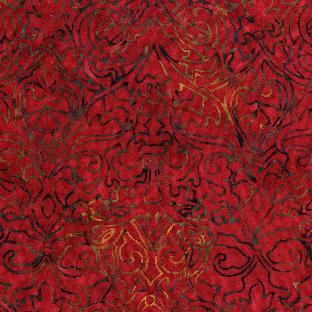 3  282-002 FERRONNERIE-DARK RED