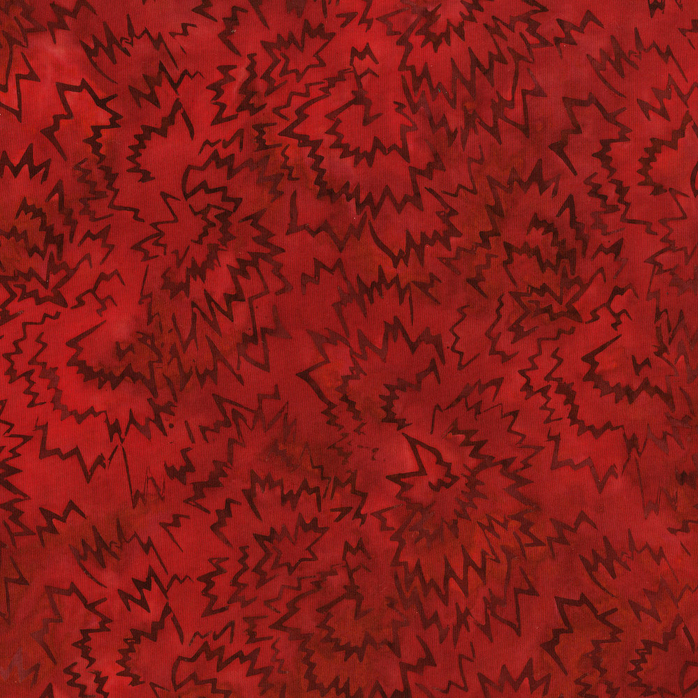 3283-001 DAHLIA-BURNT ORANGE