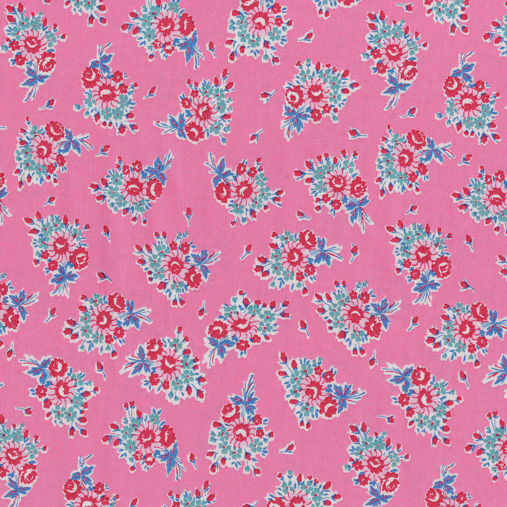 3305-002  BOUQUET BEAUTIES-BUBBLEGUM