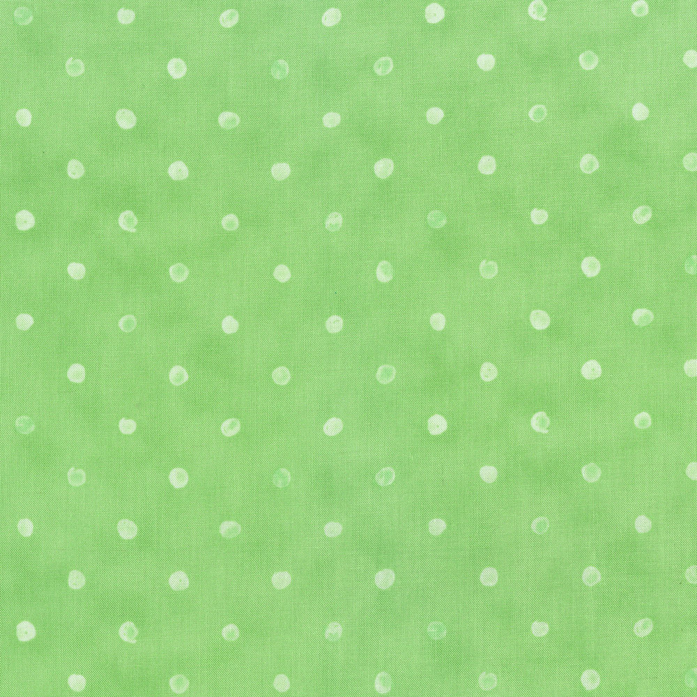 2953-010  DARLING DOTS-LEAF