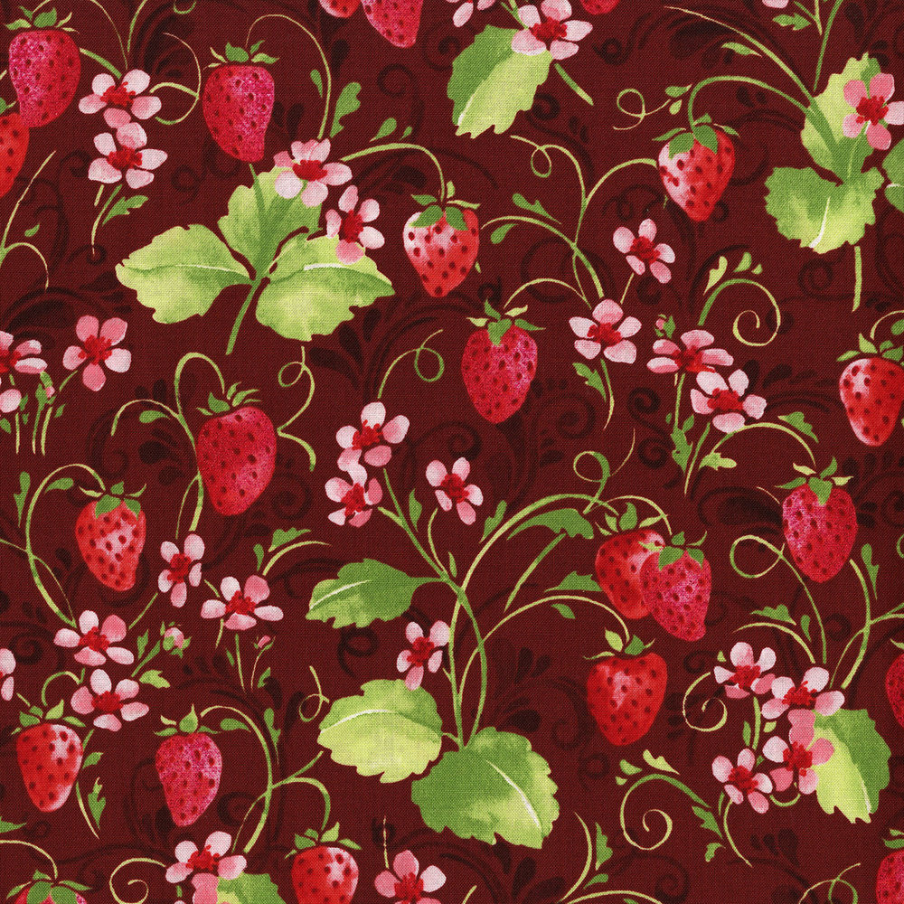3371-002  STRAWBERRY PIE-RADIANT CRIMSON