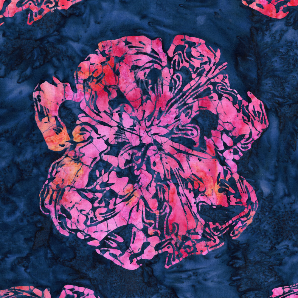 BLOSSOM BATIKS BY VALLEY FLAURIE & FINCH