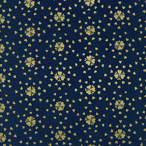 3044-002  HEARTBURST GOLD METALLIC