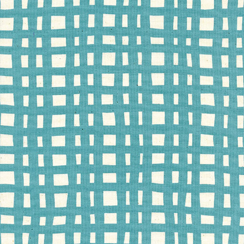 3046-003  GOING STEADY GRID TEAL