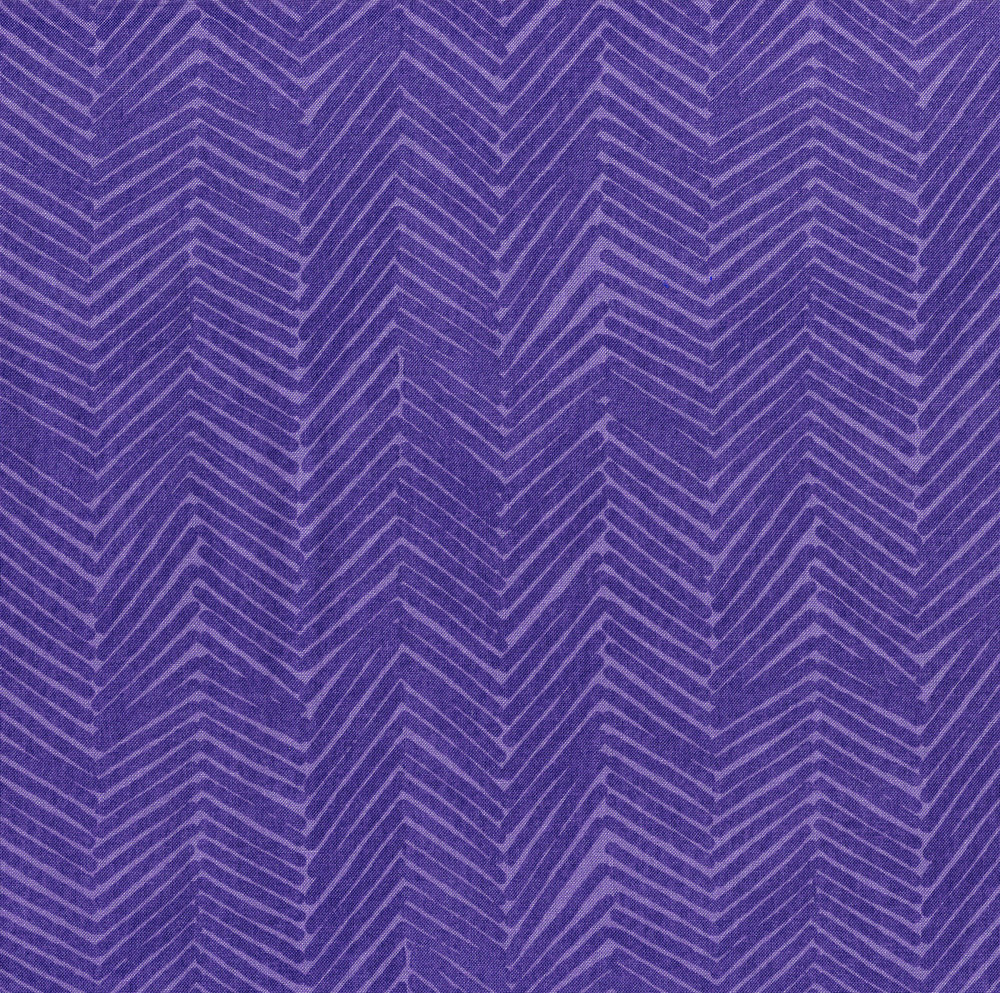 3347-003  ZIG ZAGGLE-DUSTY PLUM