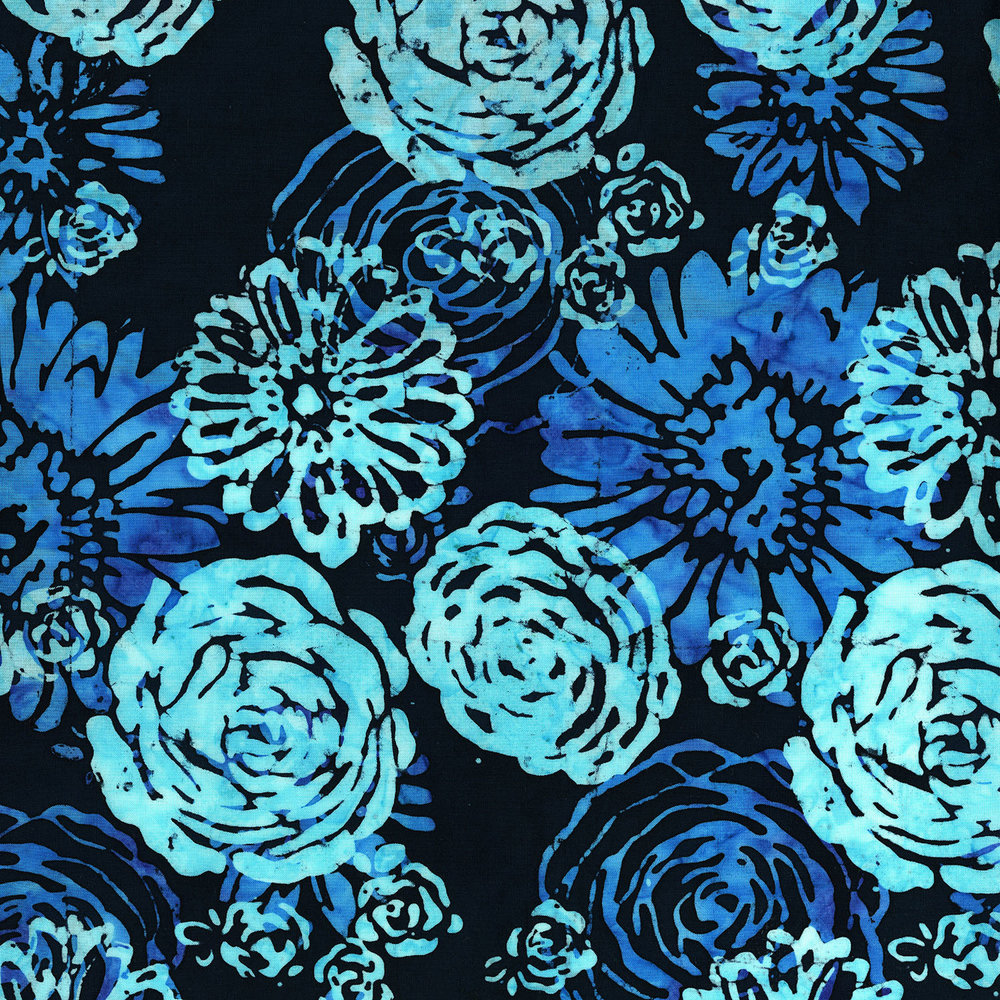 3503-001 BOUQUET-BLUEBIRD