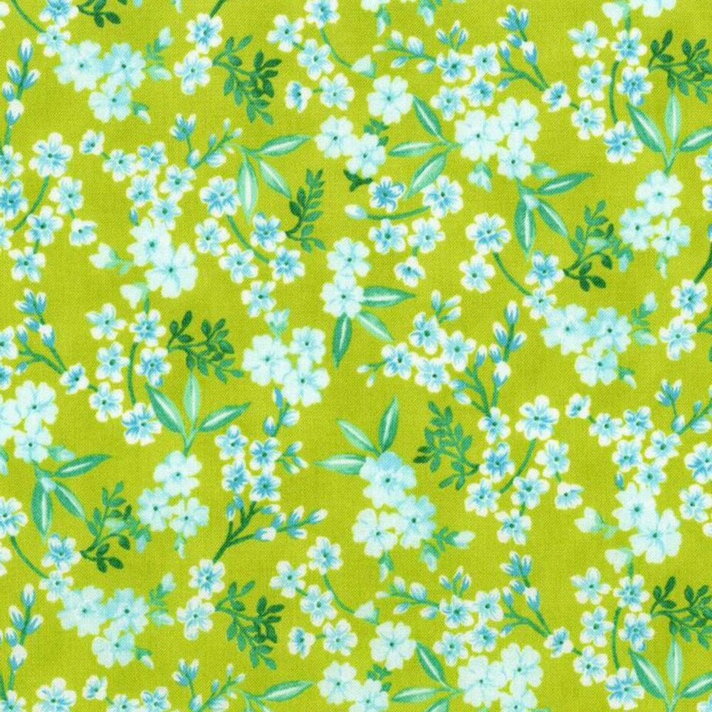3413-002 FLOWER SHOWER-KIWI