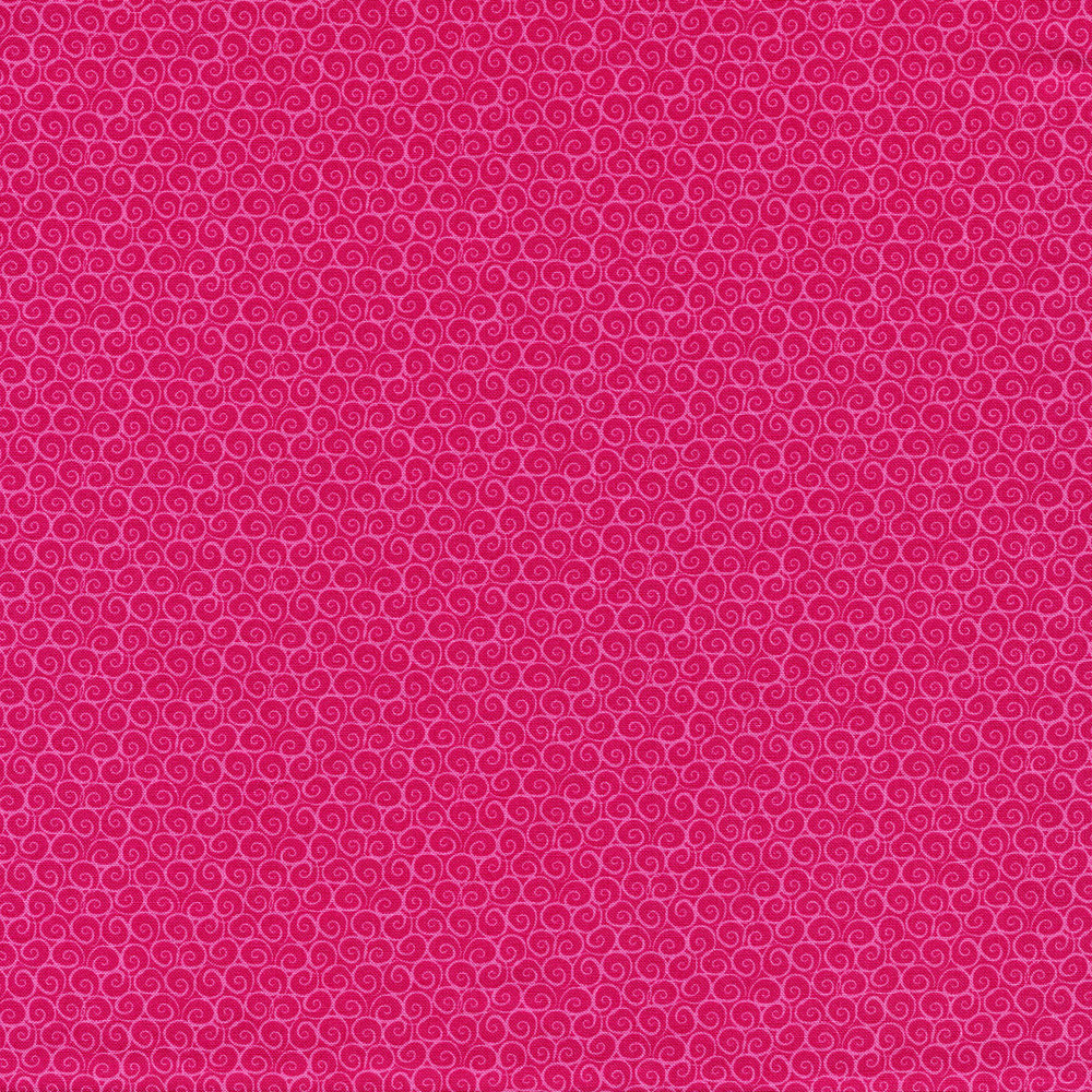 3389-003 CURLS-HOT PINK